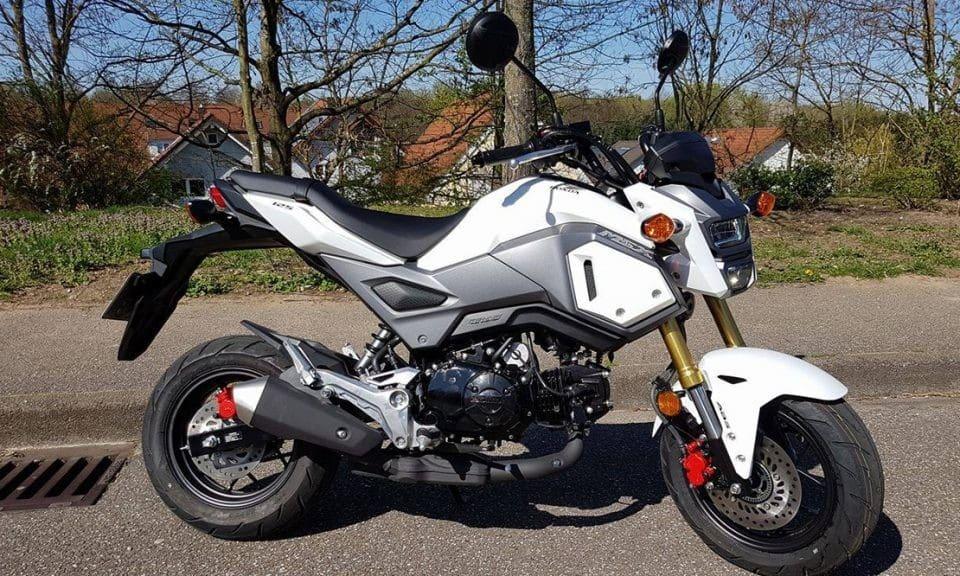 HondaMSX125ccm