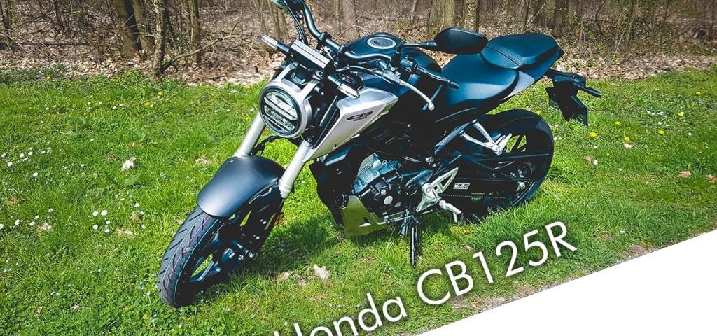 HondaCB125R